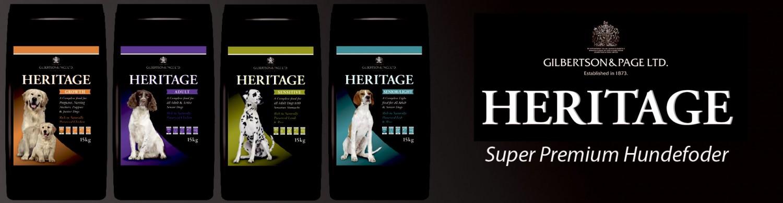HERITAGE hundefoder